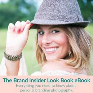 The Brand Insider Look Book cover