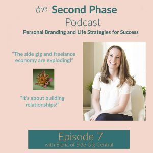 elena ciccitelli is a side gig queen. in her podcast side gig central she educates others on starting side gig and how to make it successful